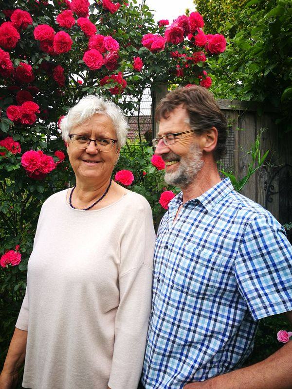Magdalena und Manfred Berger