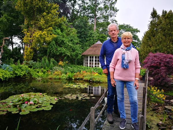 Privatgarten von Trijnie und Ton Hofstede